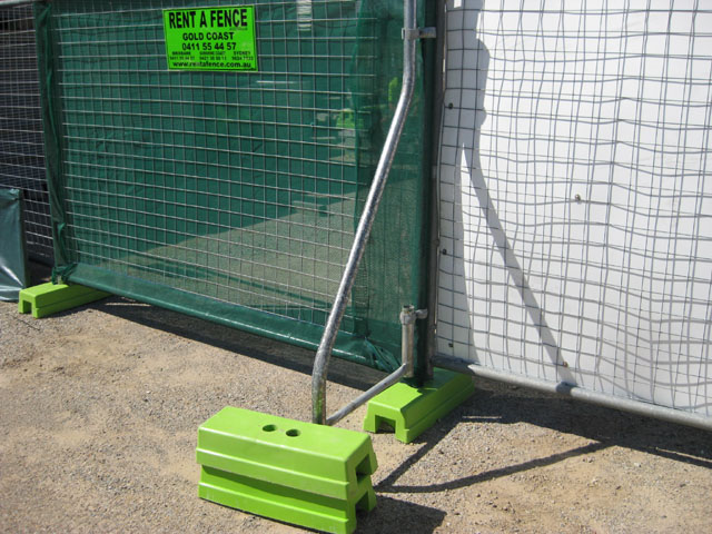 Mesh Security Fencing Accessories Australia Rent A Fence